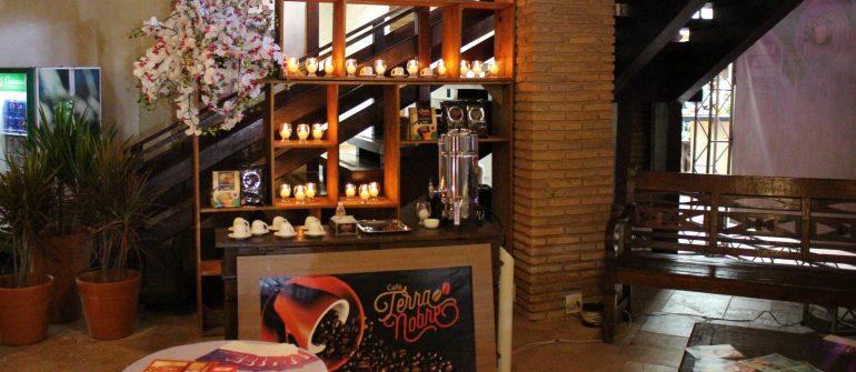 Café Terra Nobre marca presença em evento beneficente