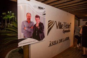 Arqnews da Band Paulista promoveu um Coquetel de lançamento
